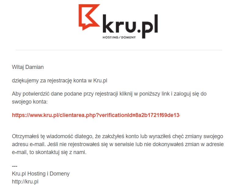 Jak założyć konto w Kru.pl