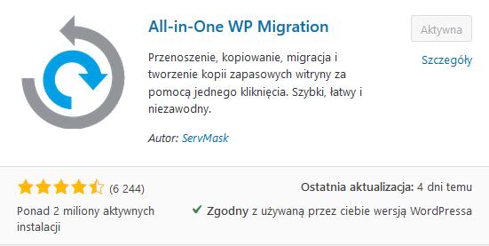 Migracja WordPress do Kru.pl